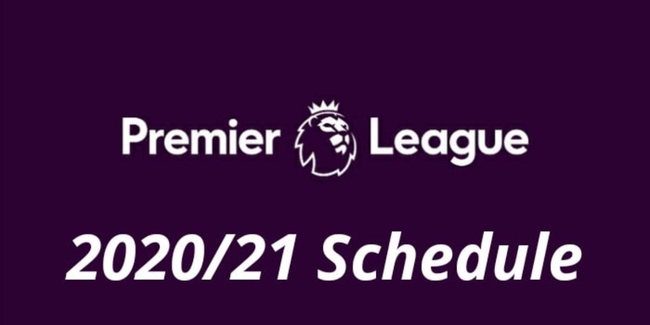 LỊCH THI ĐẤU VÒNG 16 Premier League 2020/21