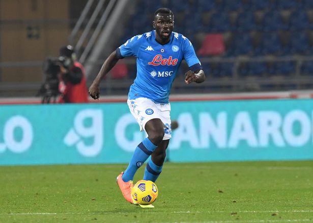 Liverpool sẽ phải trả một khoản tiến lớn để mua Koulibaly của Napoli