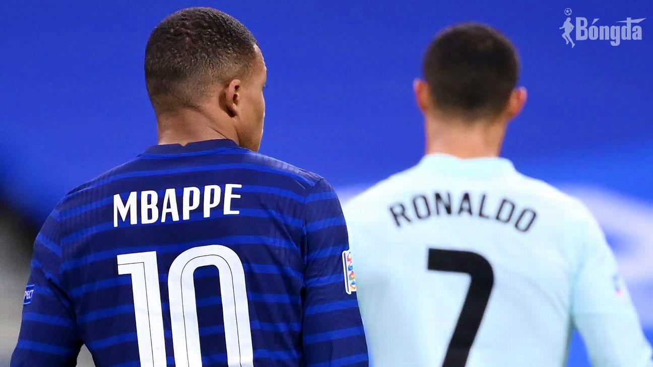 """Real Madrid từ bỏ Mbappe, Ronaldo trở lại """"mái nhà xưa"""" Manchester United"""