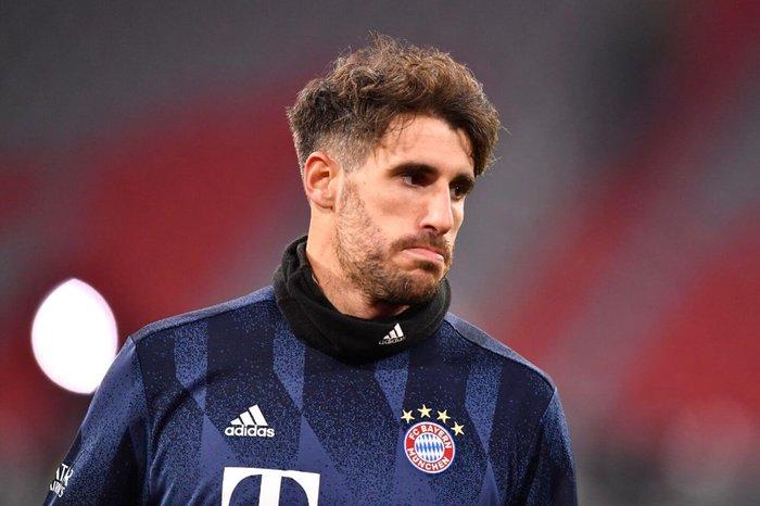 Javi Martinez chia tay Bayern Munich trong tiếc nuối