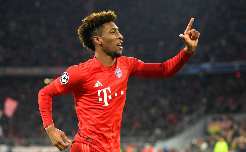 Bayern Munich KHÔNG nhận được bất kỳ liên hệ nào của M.U trong thương vụ Kingsley Coman