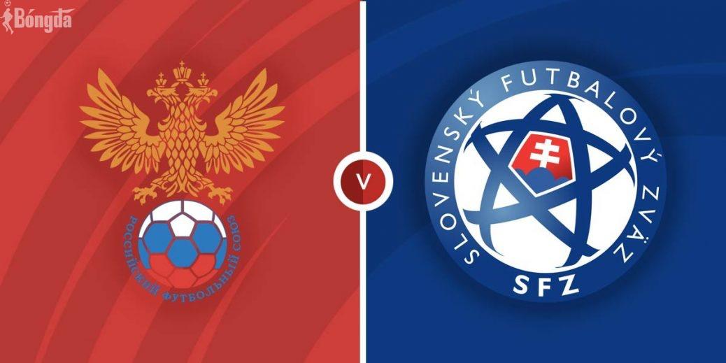 Nhận định Nga vs Slovakia 9/10: Trận chiến quyết định