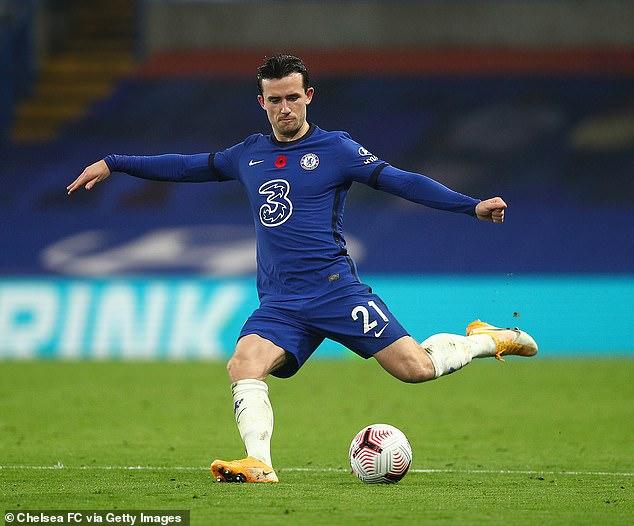 Chelsea đàm phán với Napoli về cho mượn Emerson Palmieri vào tháng Giêng năm sau