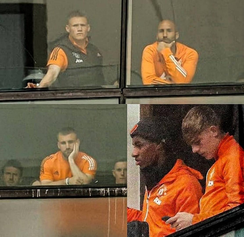 Manchester United: Câu chuyện đằng sau cuộc biểu tình bên ngoài khách sạn The Lowry