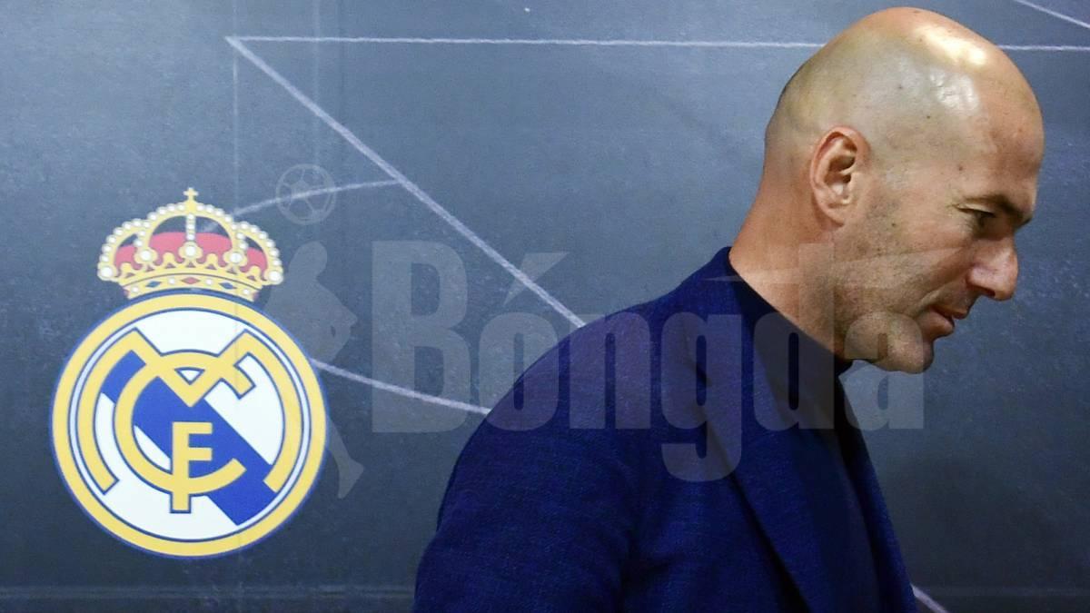 Tương lai nào cho Zidane tại Real Madrid?