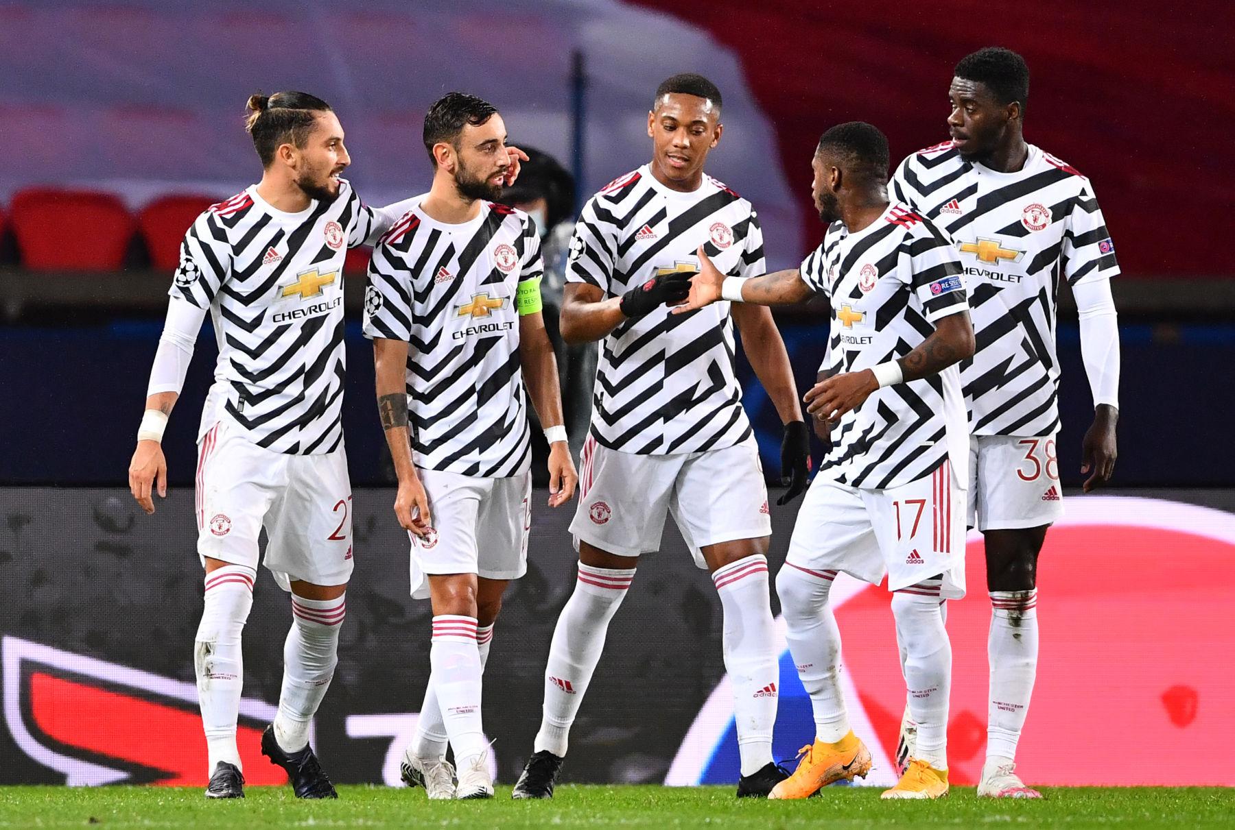 PSG lại để thua Man Utd 1-2 tại Cúp C1