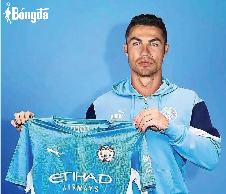 Lý do khiến Man City mua hụt Ronaldo vào phút chót được hé lộ