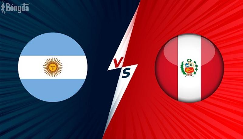 Nhận định Argentina vs Peru ngày 15/10: Messi tiếp mạch thăng hoa