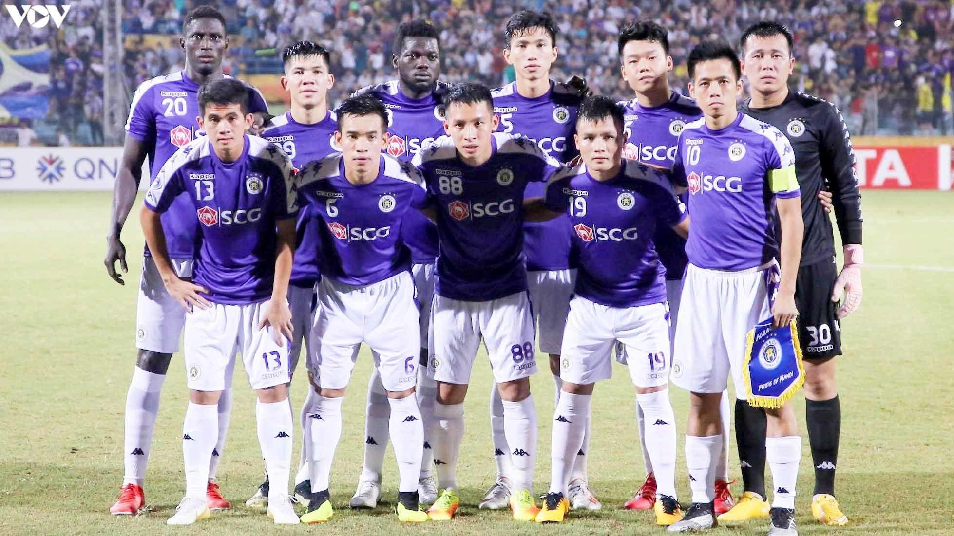 Hà Nội FC cầm chắc tấm vé tham dự AFC Champions League và AFC Cup 2021