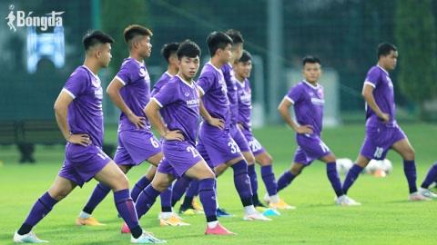 U22 Việt Nam hội quân chuẩn bị cho vòng loại U23 Châu Á: Hành trình đi tìm lịch sử
