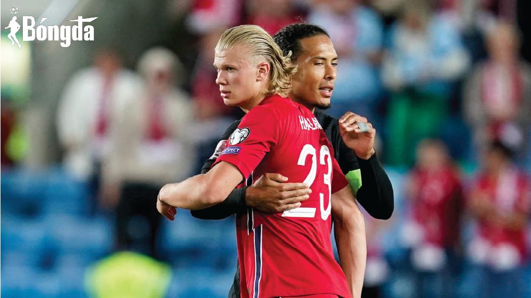 Na Uy 1-1 Hà Lan: Haaland lên tiếng, Van Gaal ra mắt không như ý