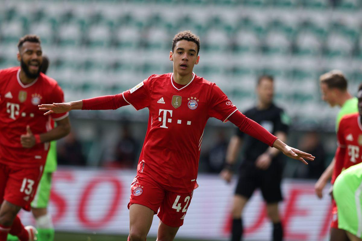 Ngôi sao Musiala toả sáng, Bayern Munich tiến sát chức vô địch Bundesliga thứ 9 liên tiếp