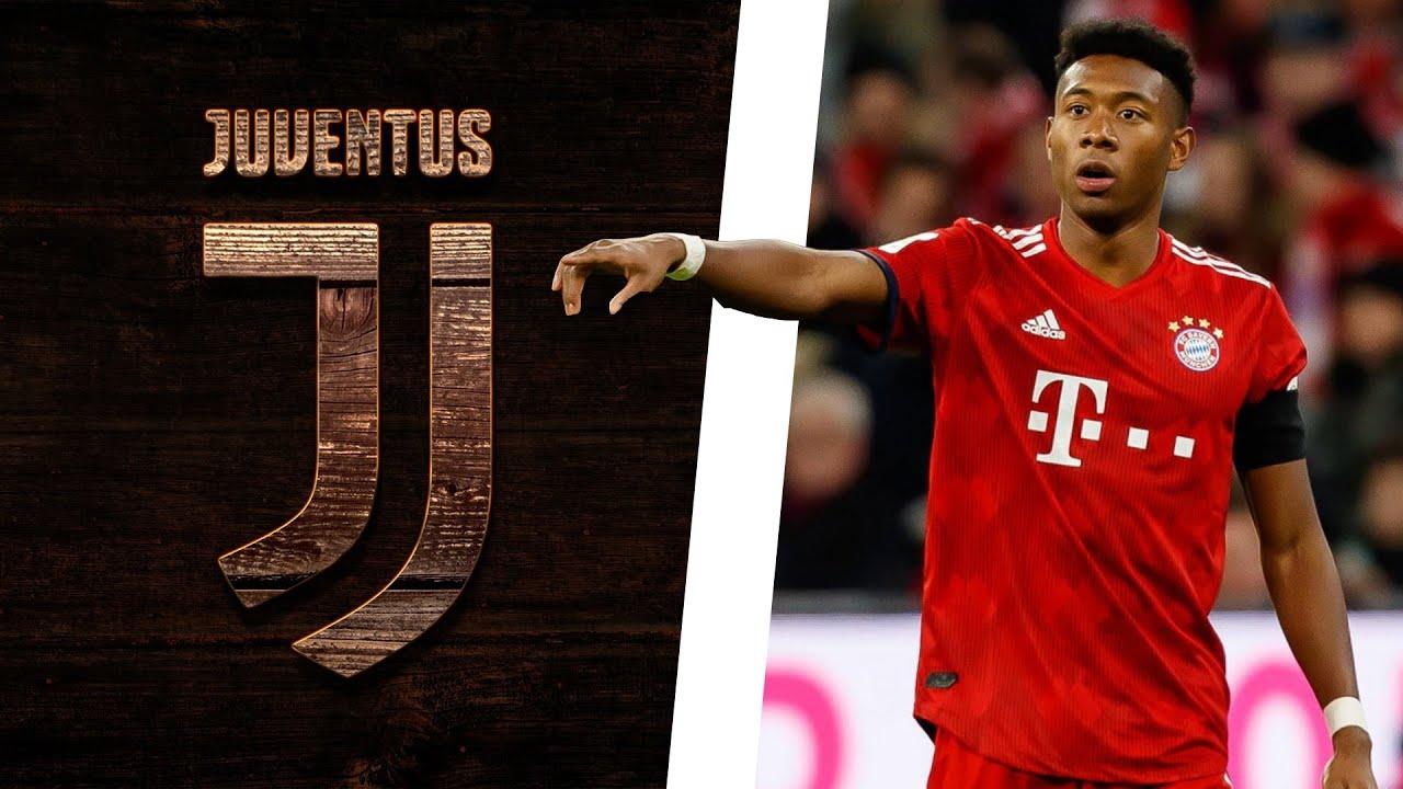 Juventus và Inter Milan để mắt tới David Alaba của Bayern Munich