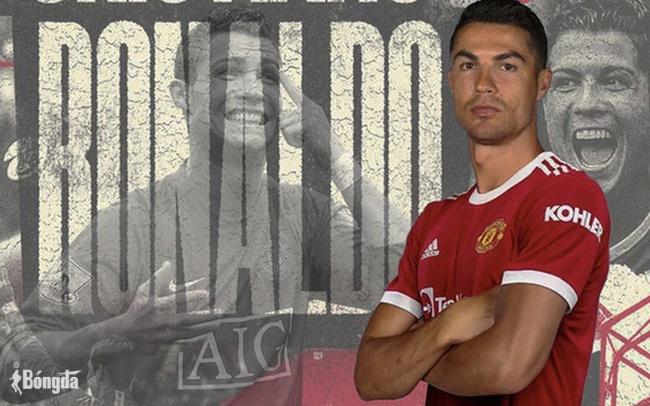 "Cristiano Ronaldo ""bùa may mắn"" cứu nguy Man Utd"