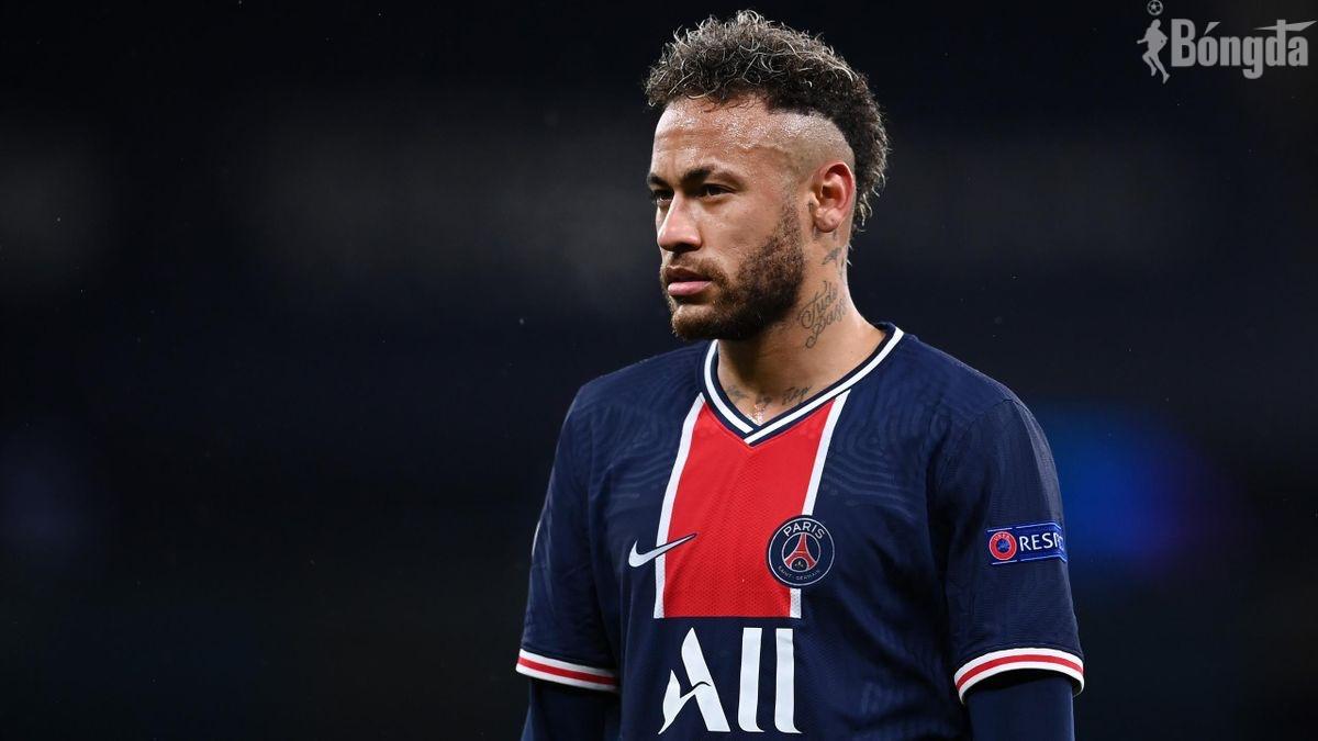 Neymar có một mùa giải tai tiếng tại Ligue 1