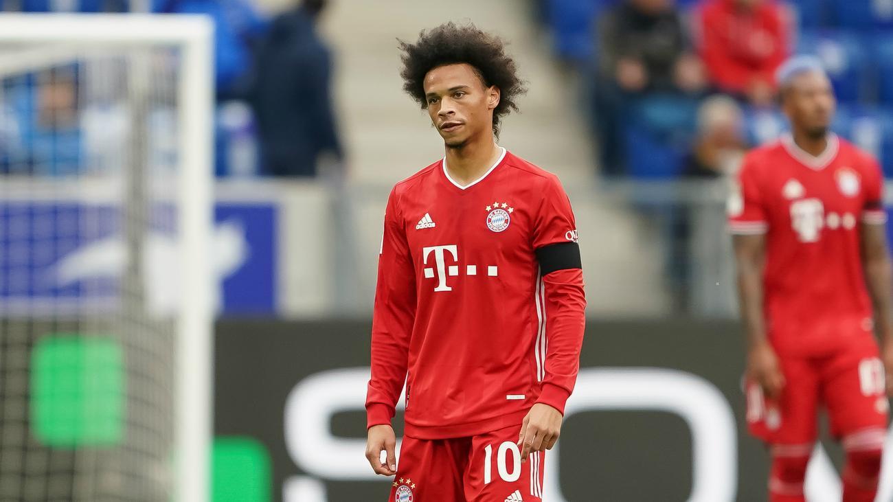 Các cầu thủ Bayern Munich ủng hộ Leroy Sane