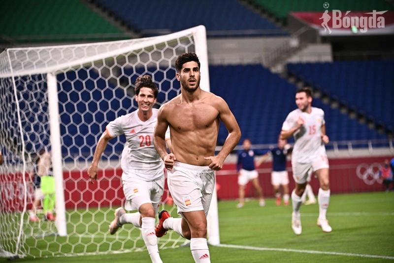 Đánh bại Nhật Bản, Tây Ban Nha tiến vào trận tranh HCV Olympic 2020 với ĐKVĐ Brazil