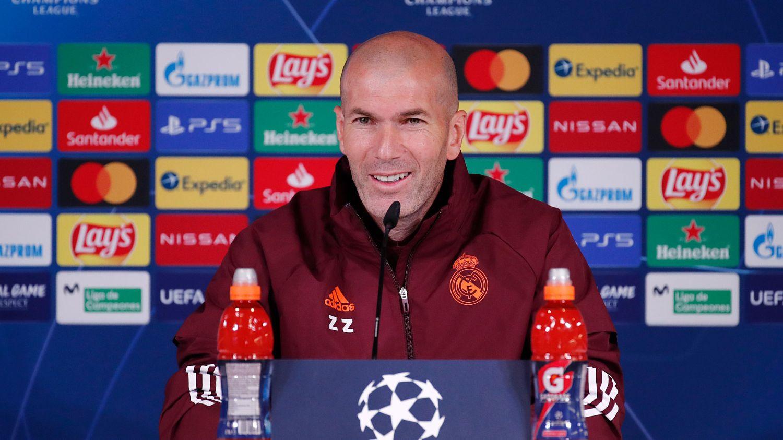 """HLV Zidane: """"Chúng tôi vẫn còn cơ hội"""""""