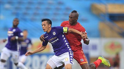 Vòng 3 V-League 2021: Trục xoay và ngôi đầu độc đáo của SHB Đà Nẵng