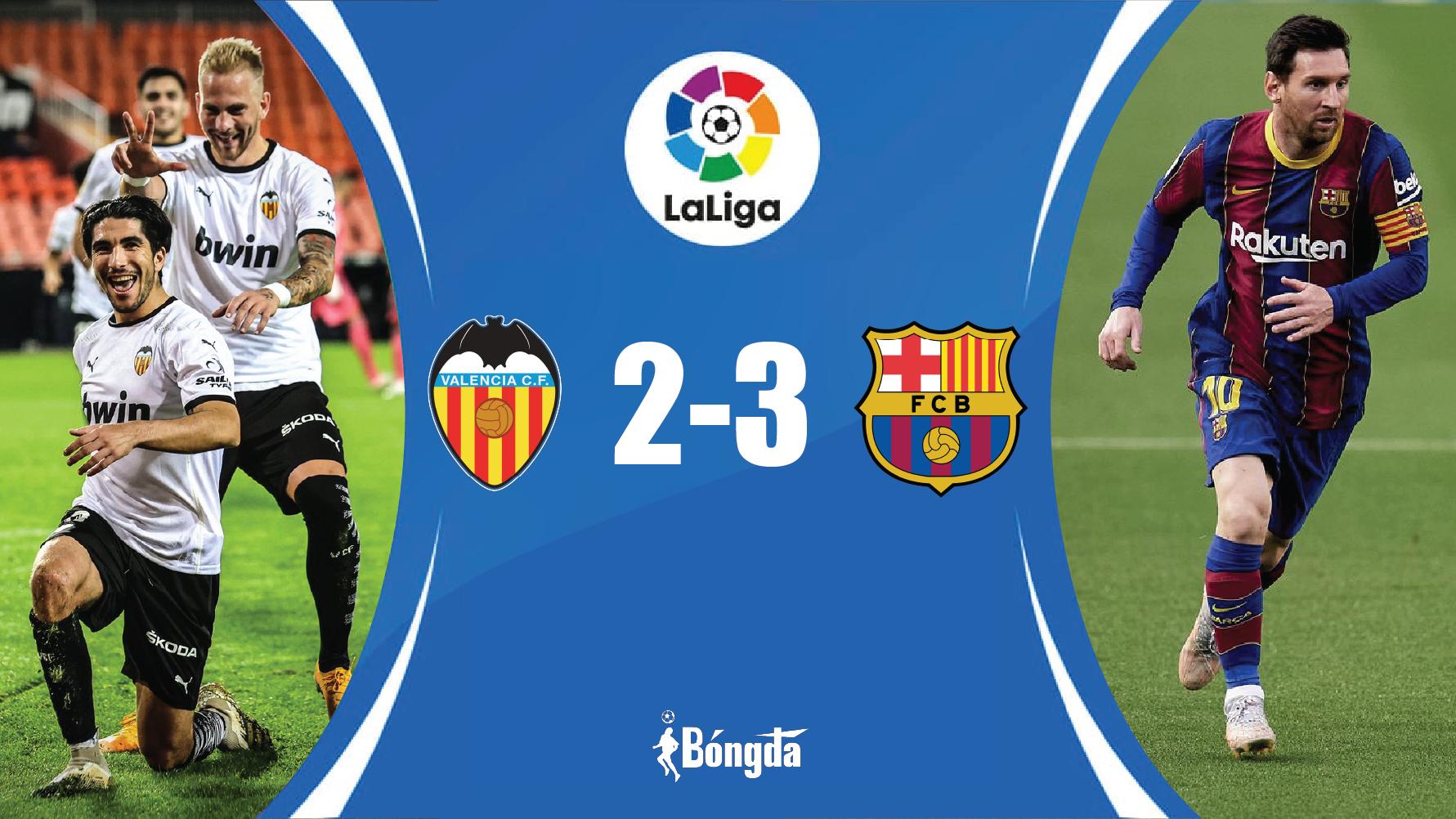 Tin hot 3/5: Messi giữ chân Barcelona ở lại với cuộc đua danh hiệu La Liga