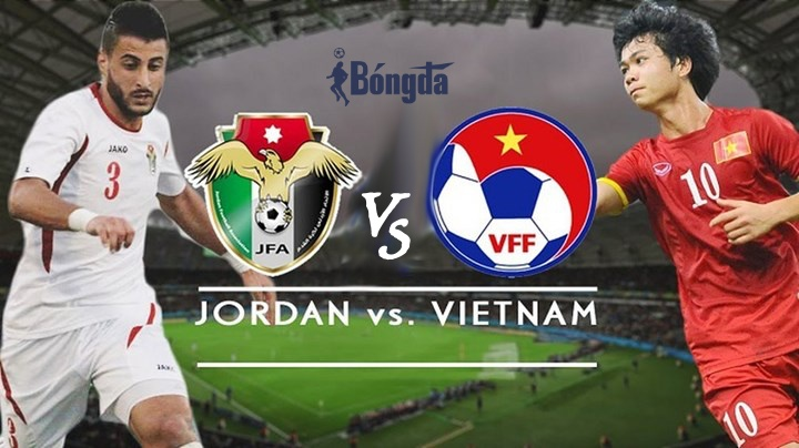"""Nhận định ĐT Việt Nam vs ĐT Jordan 31/5: Cuộc chiến """"Siêu trí tuệ"""""""