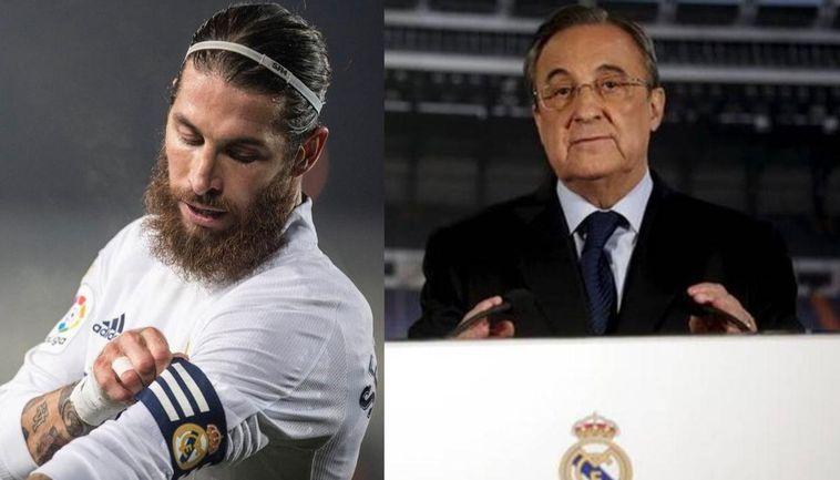 Real Madrid chuẩn bị cho sự ra đi của Sergio Ramos