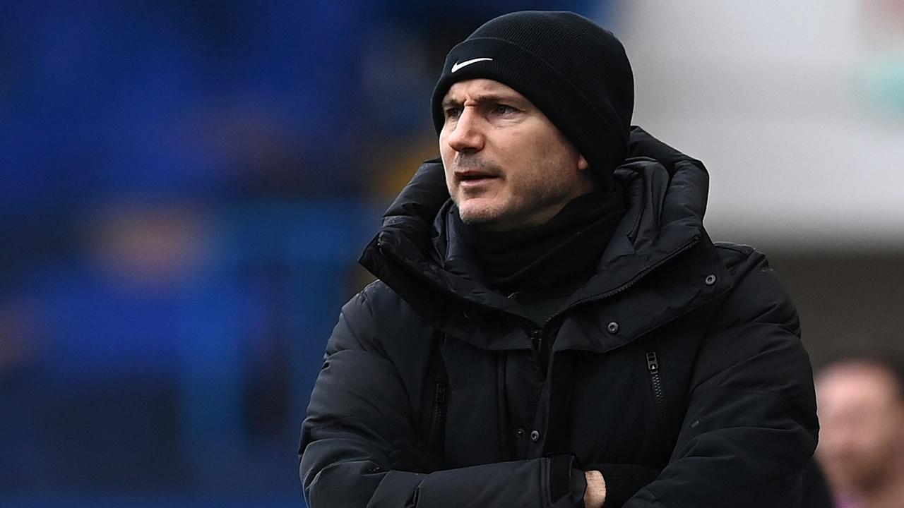 Có phải Frank Lampard đã mất chức huấn luyện viên sớm hơn dự kiến?