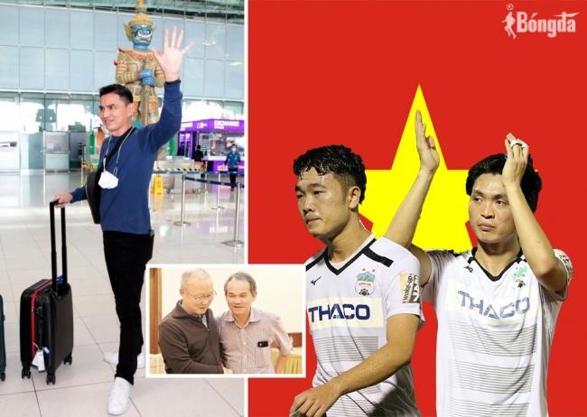 Chia tay HAGL, HLV Kiatisak âm thầm về Thái?