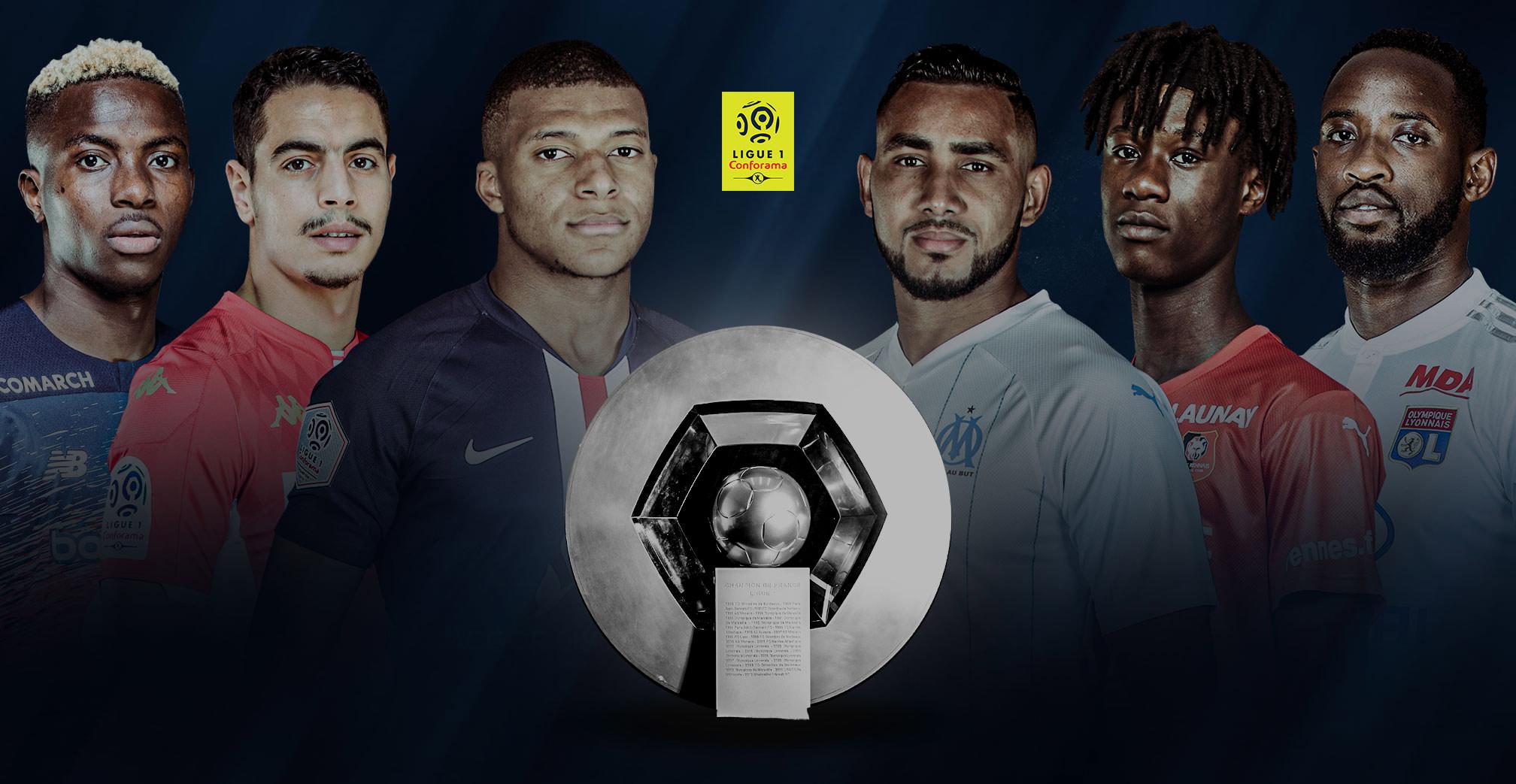 Cuộc đua giành chức vô địch Ligue 1 20/21: Ai sẽ là tân vương ?