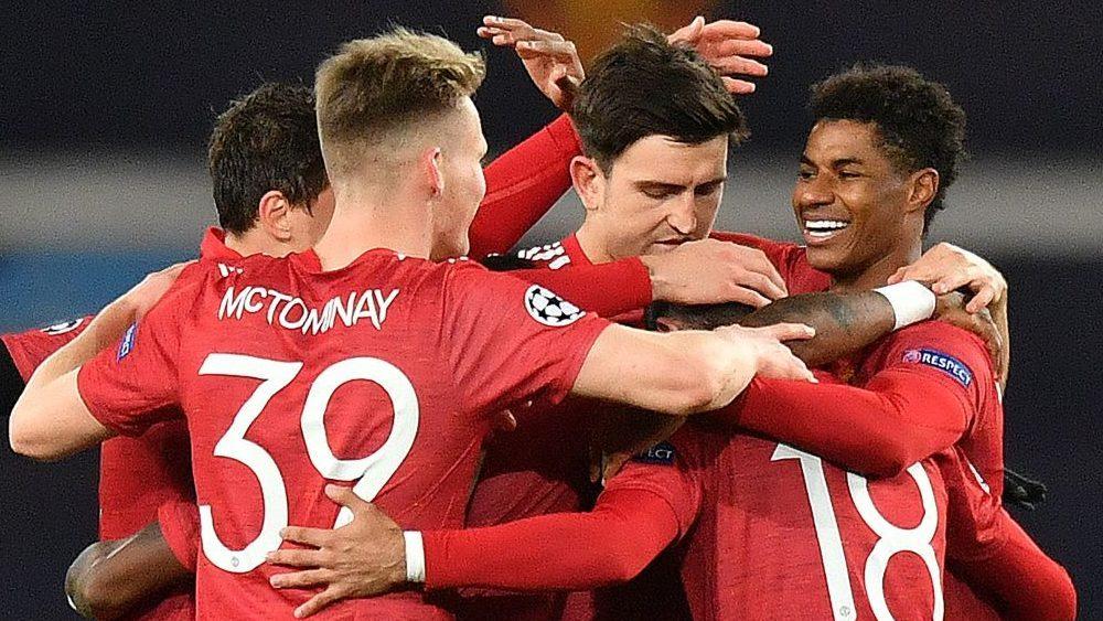Manchester United đánh bại Leipzig với cơn mưa bàn thắng