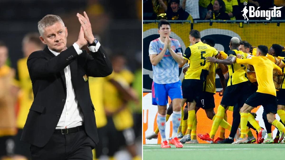 Champions League ngày mở màn: Young Boys và Bayern tỏa sáng, Man Utd thua đau
