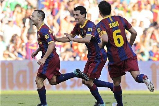 5 bộ ba tiền vệ trung tâm vĩ đại nhất thế kỷ 21
