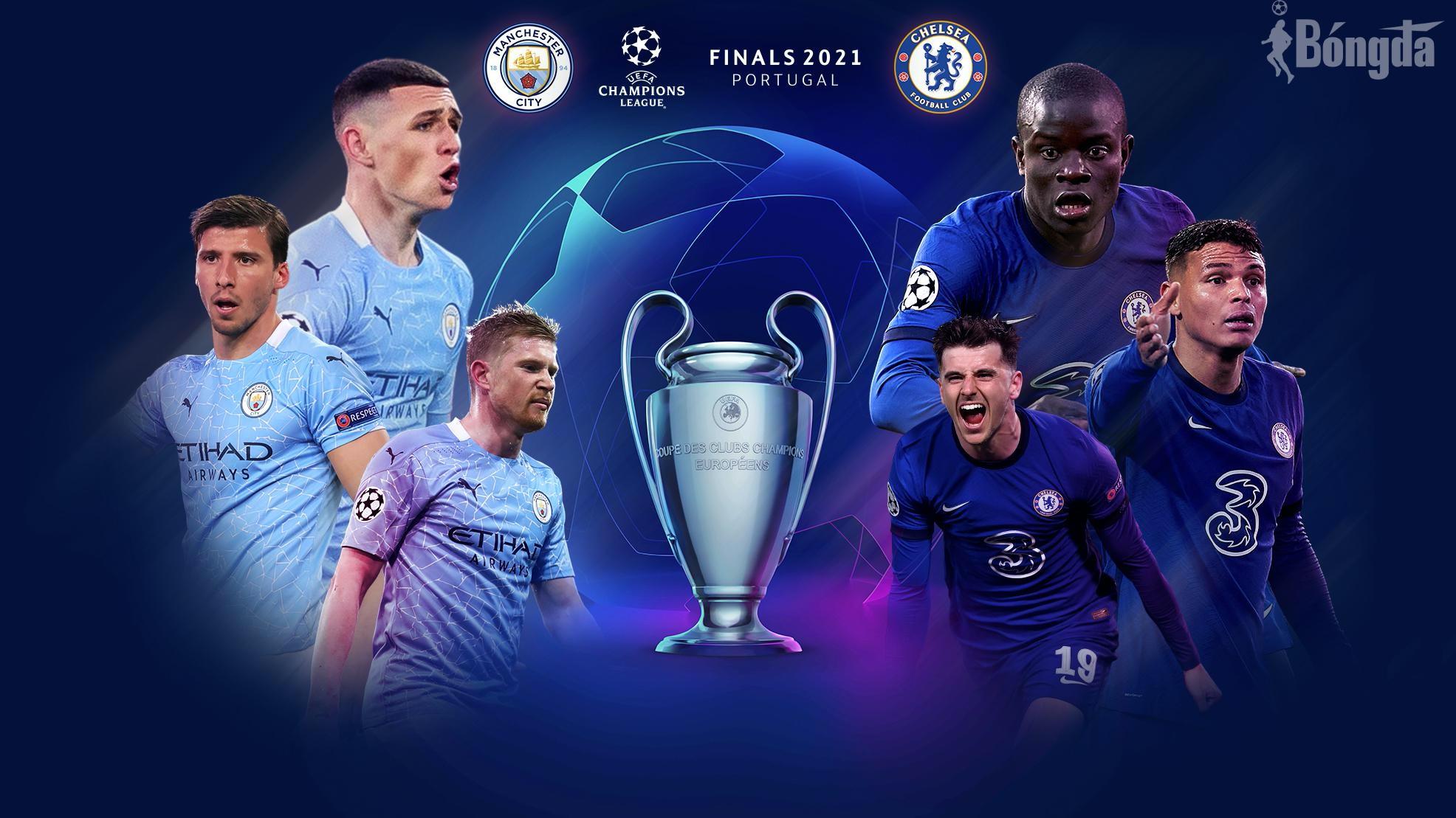 Chung kết Champions League: Cuộc chạm trán của Anh trên đất Bồ