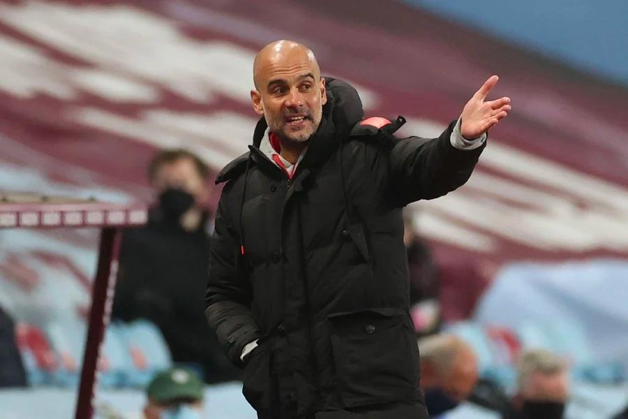 Guardiola nói với Man City rằng hãy quên Super League đi khi họ đuổi theo danh hiệu