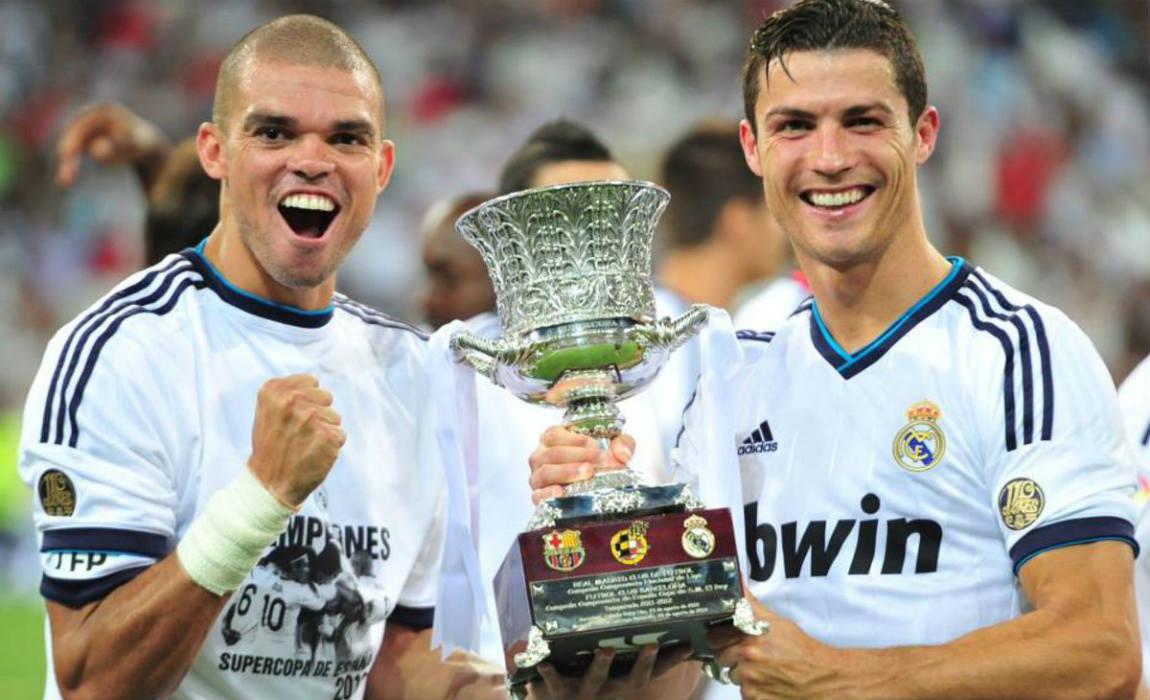Pepe cho biết Cristiano Ronaldo đang rất hạnh phúc ở Juventus
