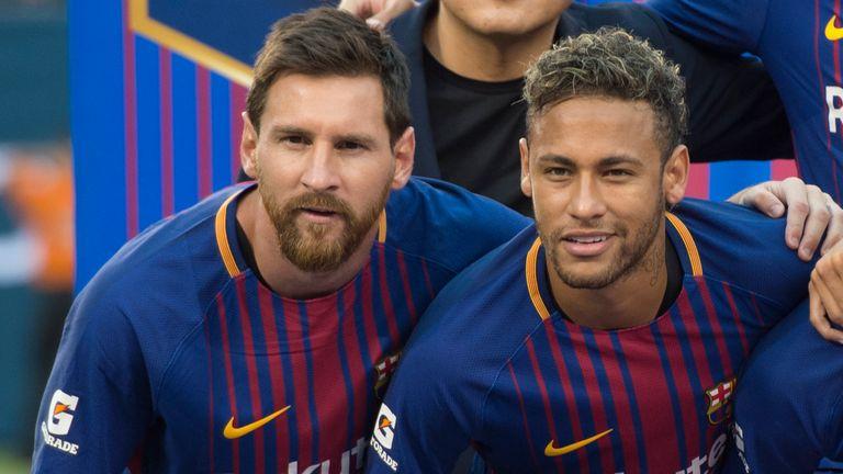 Neymar mong muốn tái hợp với siêu sao Lionel Messi hơn bao giờ hết