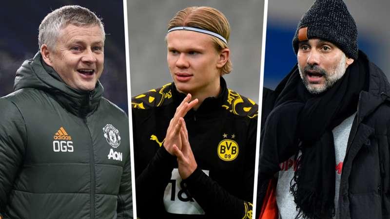 Man Utd, Man City, Real Madrid hay Chelsea: CLB nào phù hợp với Haaland nhất?