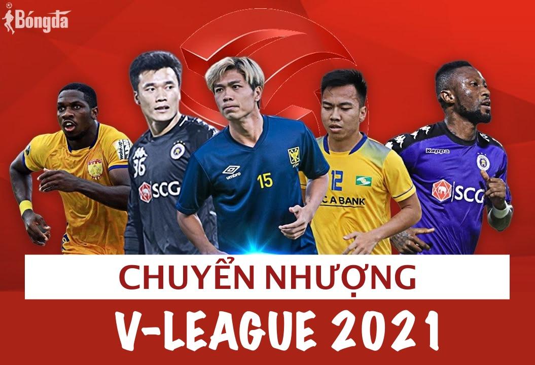 Chuyển nhượng V-League: Đỏ mắt tìm ngoại binh