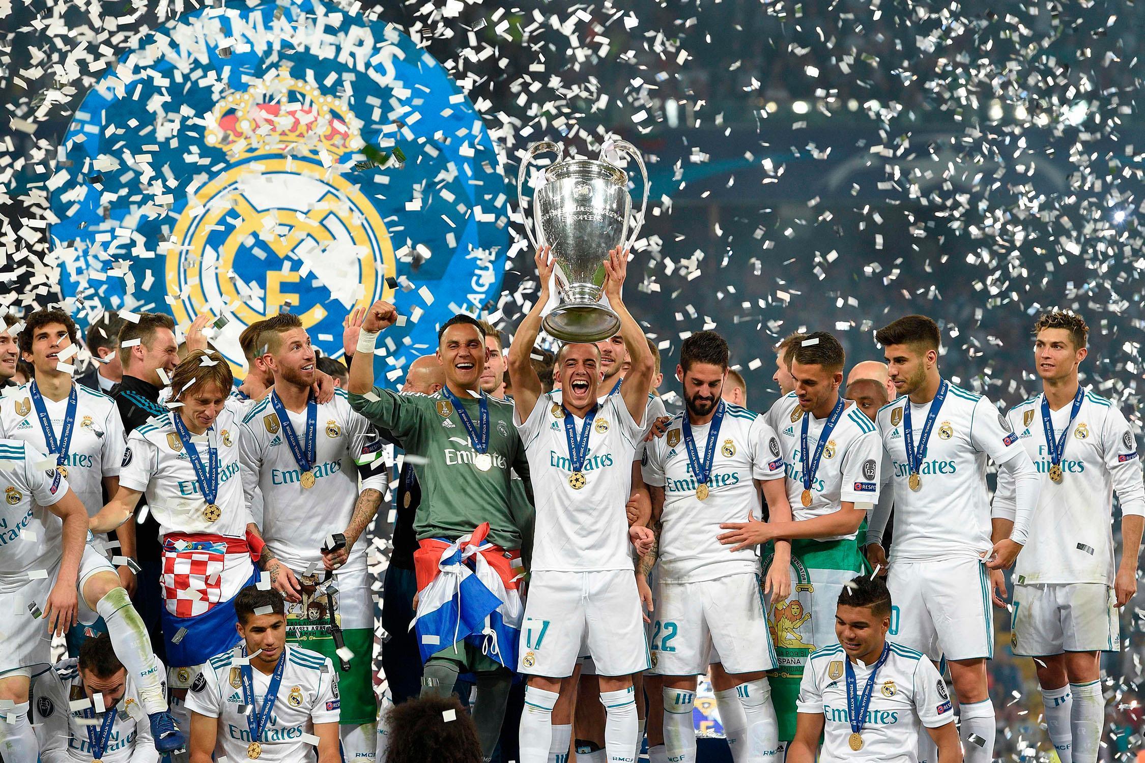 Đội hình Real Madrid tại chung kết Champions League 2018 ngày ấy và bây giờ