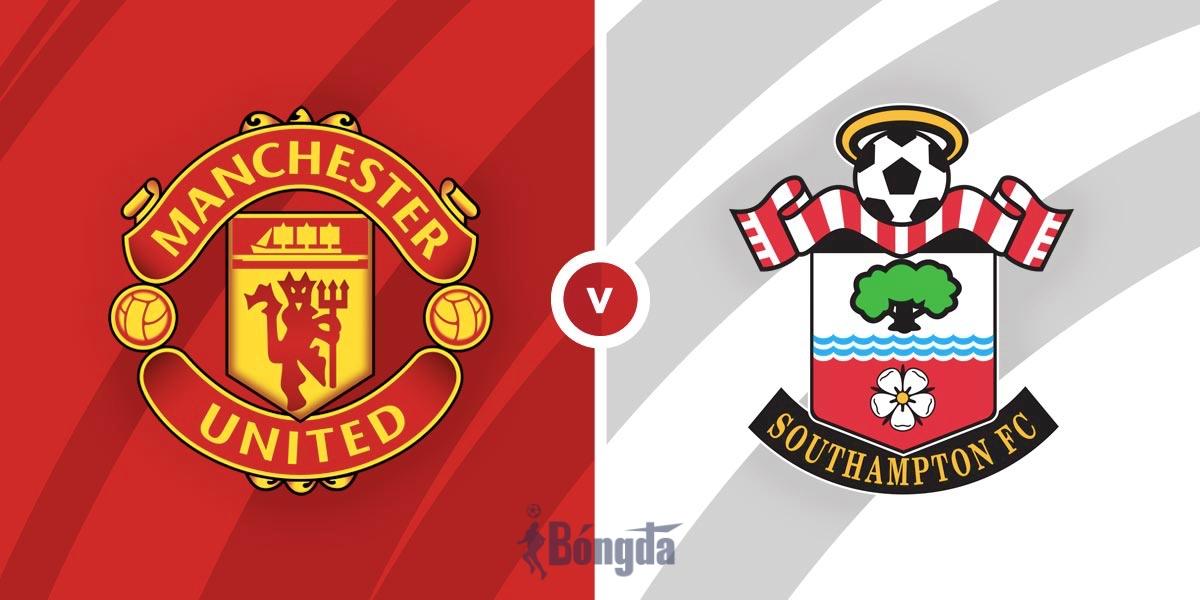 Nhận định Man Utd vs Southampton 22/8: Chênh lệch đẳng cấp, Quỷ đỏ thắng dễ trên sân khách?