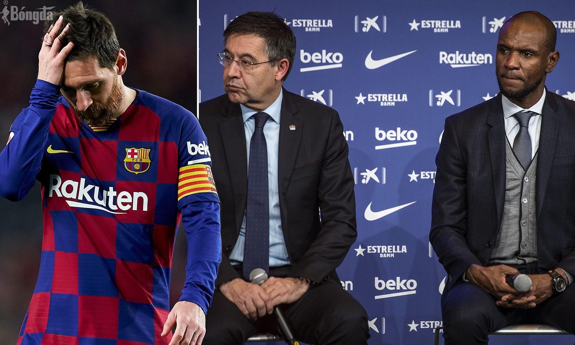 Sự hối hận muộn màng của Barca sau khi Messi rời đi