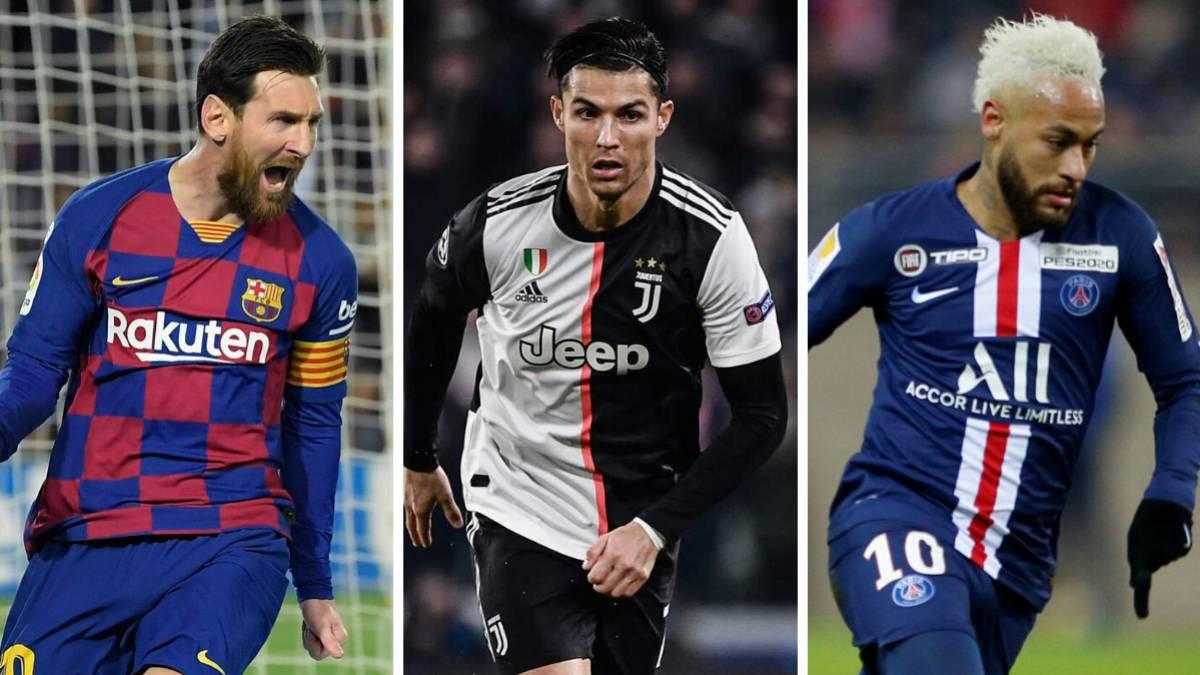 Vượt qua Ronaldo, Messi tại PSG vẫn là cầu thủ hưởng lương cao nhất thế giới