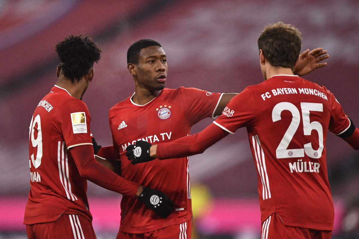 Thomas Müller lập cú đúp giúp Bayern Munich cầm hoà