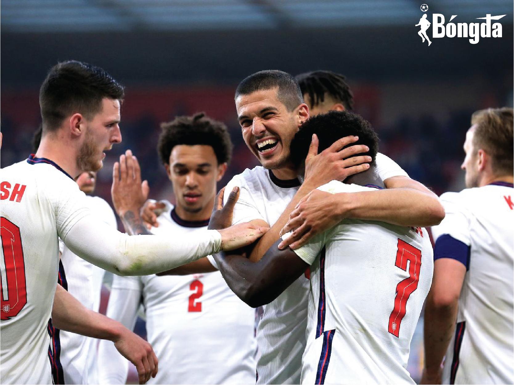 EURO 2020: Thắng Áo nhọc nhằn, liệu tuyển Anh đã đủ sẵn sàng?