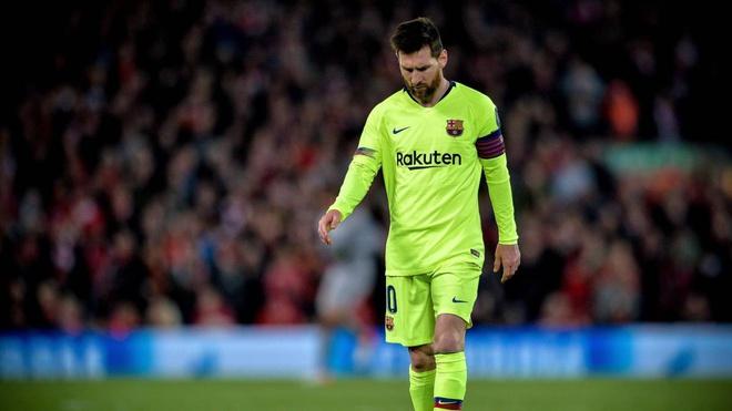 Messi sẽ ở lại Barca cho tới hè 2021