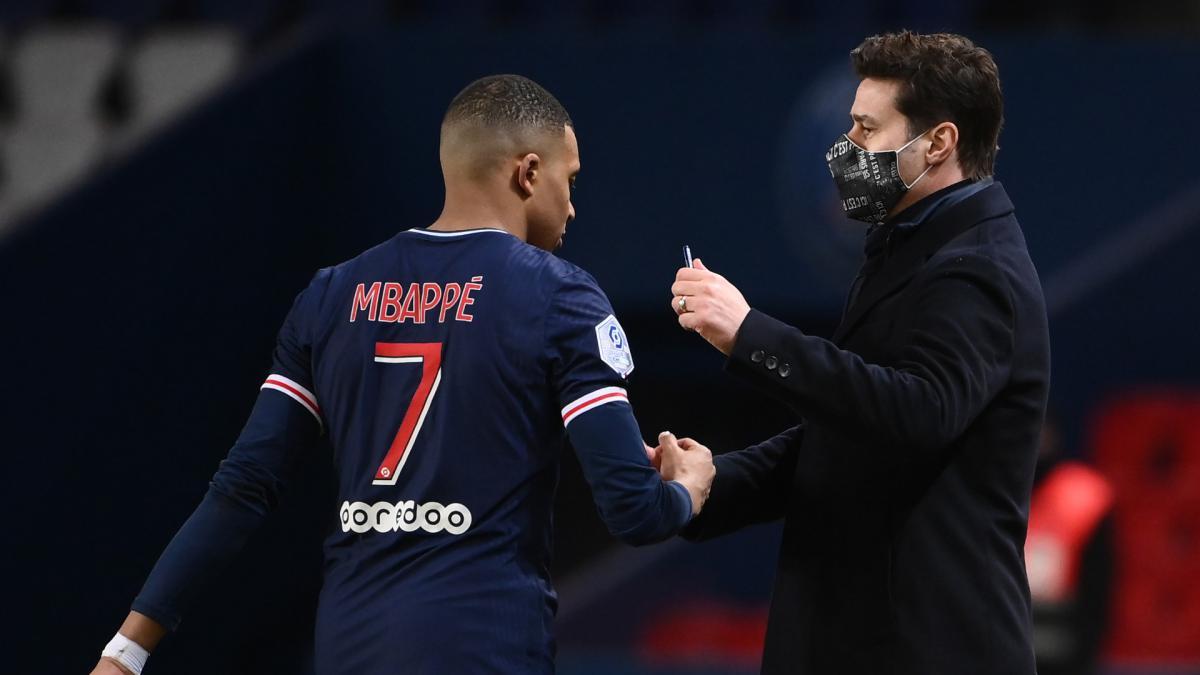Pochettino hy vọng Mbappe sẽ ở lại PSG 'trong nhiều năm' và bình luận về thương vụ chuyển nhượng của Messi