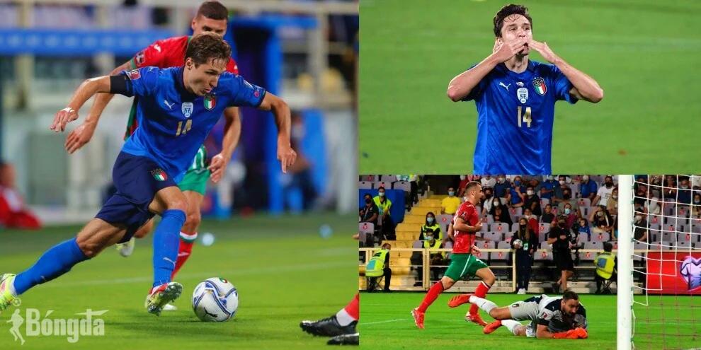 Vòng loại World Cup: Tây Ban Nha thua sốc, Italia bị Bulgaria cầm hoà trong thất vọng