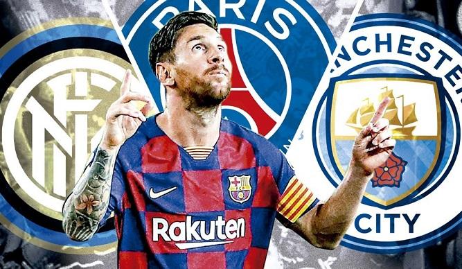 Messi gia nhập Man City với mức lương khủng