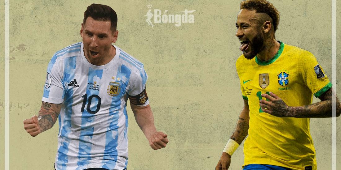 Nhìn lại những khoảnh khắc lịch sử của Messi và Neymar trước ngày khai mạc Olympic Tokyo 2020