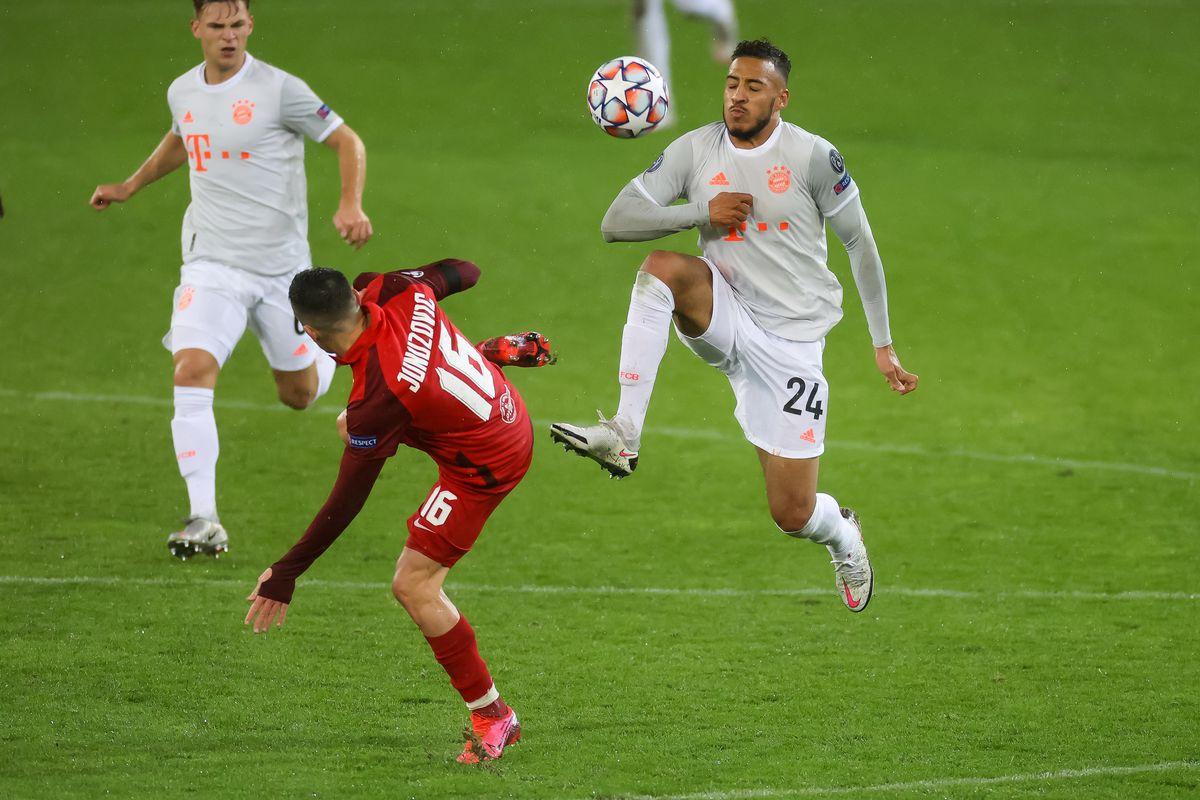 Những con số biết nói sau chiến thắng 6-2 của Bayern Munich trước Salzburg